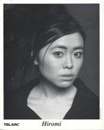 Hiromi Promo Print