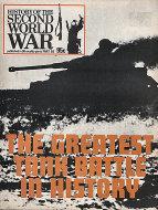 History Of The Second World War No. 50 Magazine