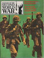 History Of The Second World War No. 56 Magazine