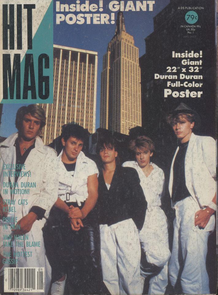 Hit Mag Vol. 1 No. 1