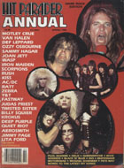Hit Parader 15th Edition Annual Magazine
