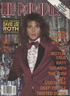 Hit Parader April 1985 Magazine