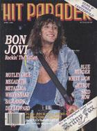 Hit Parader April 1989 Magazine