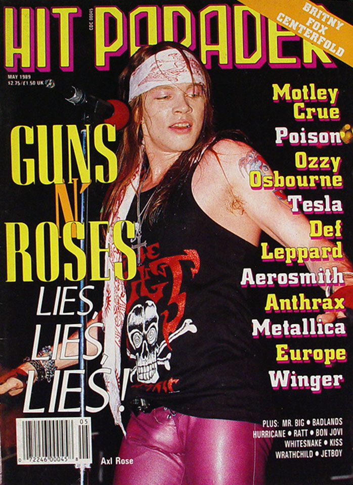 Hit Parader Issue 296