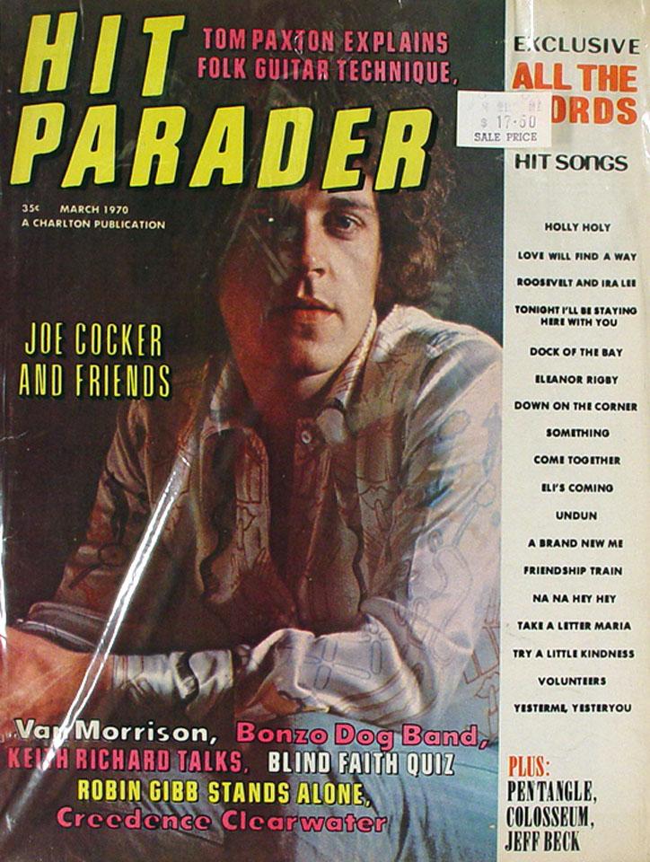 Hit Parader Issue 68
