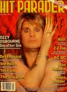 Hit Parader Magazine July 1985 Magazine