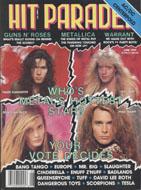 Hit Parader Magazine June 1991 Magazine