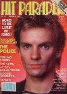 Hit Parader Magazine March 1982 Magazine
