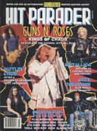 Hit Parader Magazine March 1992 Magazine