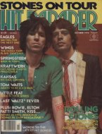 Hit Parader No. 171 Magazine