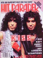 Hit Parader No. 245 Magazine