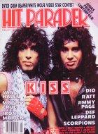 Hit Parader No. 245 Magazine