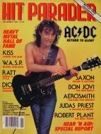 Hit Parader No. 254 Magazine