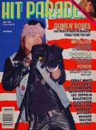 Hit Parader No. 320 Magazine
