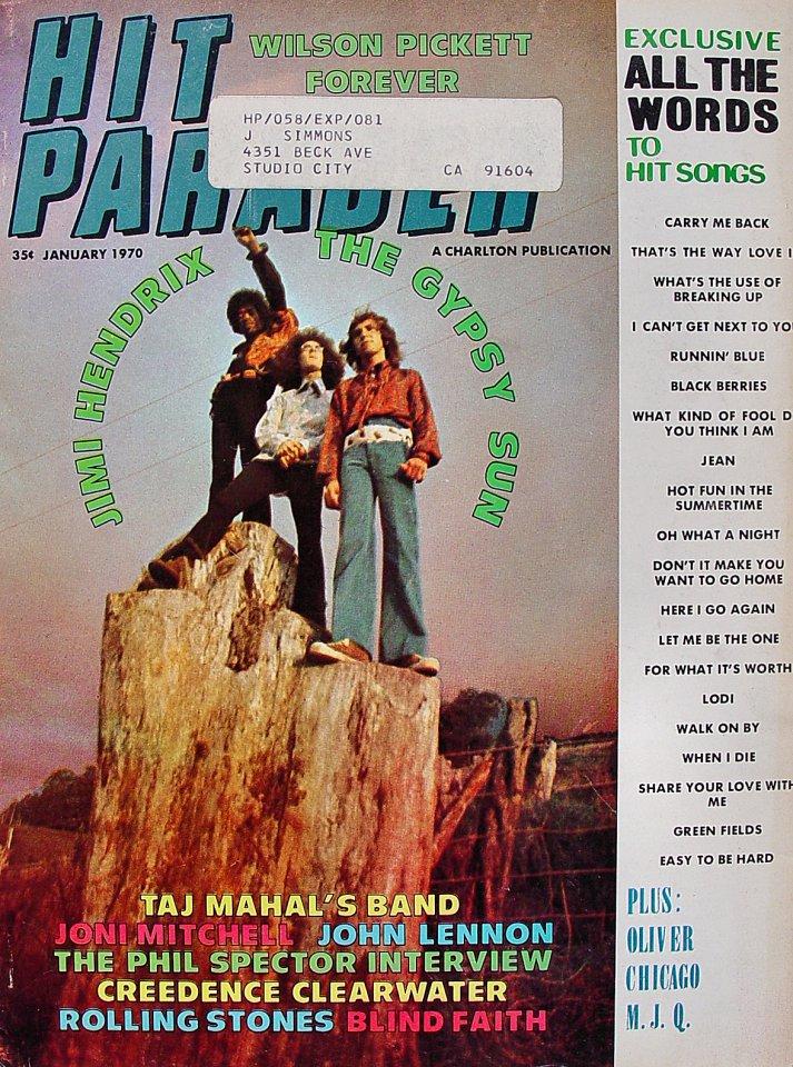 Hit Parader No. 66