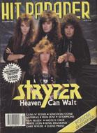 Hit Parader October 1988 Magazine