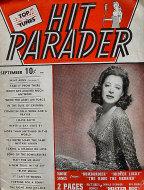 Hit Parader  Sep 1,1943 Magazine