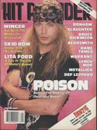Hit Parader September 1990 Magazine