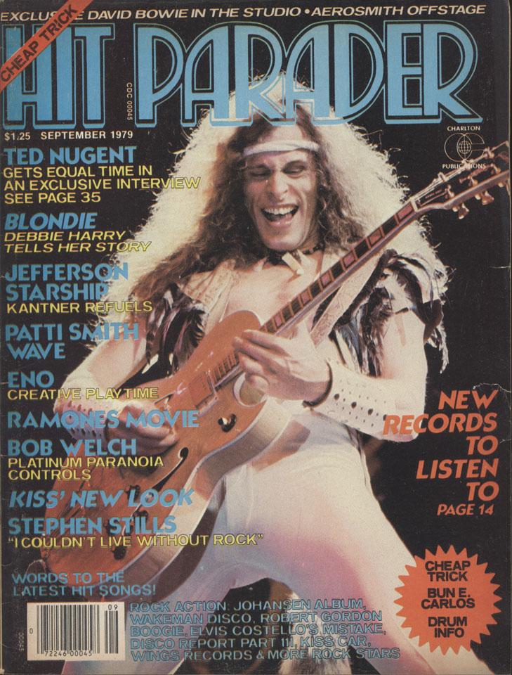 Hit Parader Vol. 38 No. 182