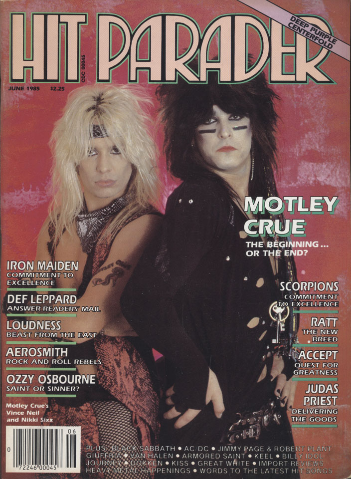 Hit Parader Vol. 44 No. 249