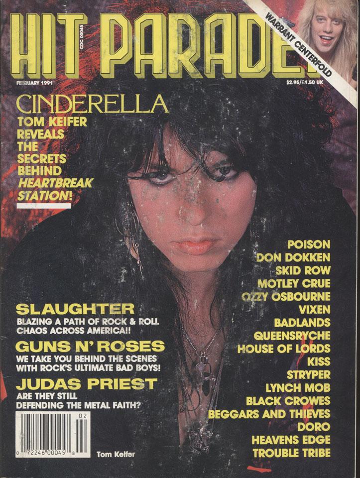 Hit Parader Vol. 50 No. 317