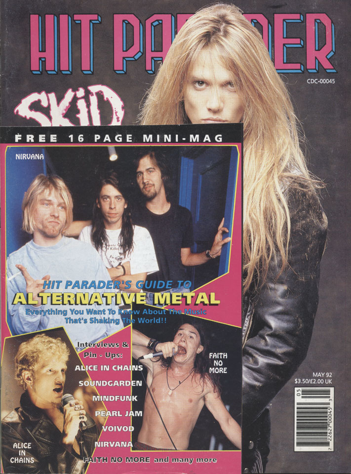 Hit Parader Vol. 50 No. 332