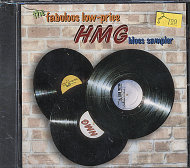 HMG Blues Sampler CD