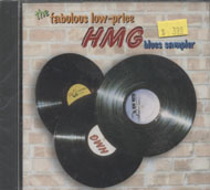HMG: Blues Sampler CD