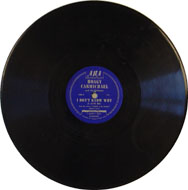 Hoagy Carmichael And His Orchestra 78