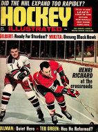 Hockey Illustrated Vol. 7 No. 2 Magazine