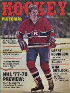 Hockey Pictorial Vol. 23 No. 1 Magazine
