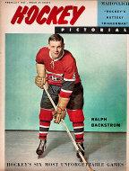 Hockey Pictorial Vol. 6 No. 6 Magazine