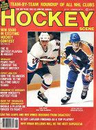 Hockey Scene 1982 - 83 Winter Annual Magazine