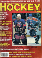 Hockey Scene 1983 Annual Magazine