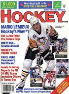 Hockey Scene 1992 - 93 Annual Magazine