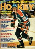 Hockey Scene Playoff Issue Magazine