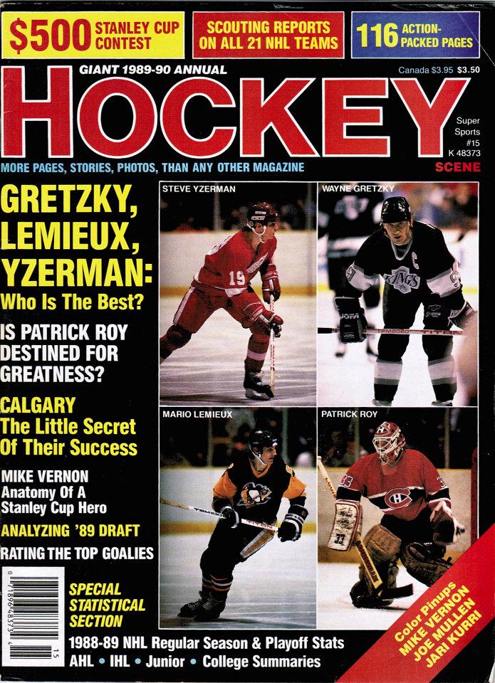 Hockey Scene Super Sports No. 15