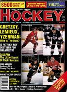Hockey Scene Super Sports No. 15 Magazine