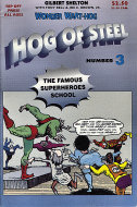 Hog Of Steel No. 3 Comic Book