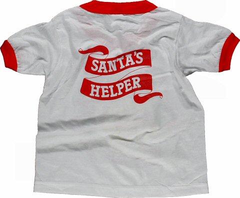 Holiday Festival Kid's Vintage T-Shirt reverse side