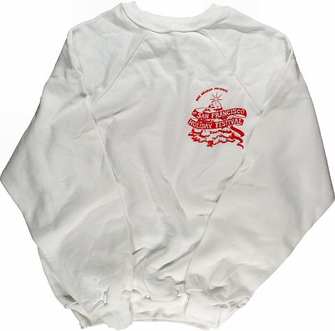 Holiday Festival Men's Vintage Sweatshirts