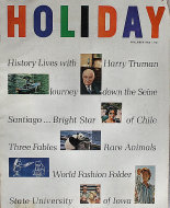 Holiday Vol. 34 No. 5 Magazine