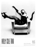 Holly Cole Trio Promo Print