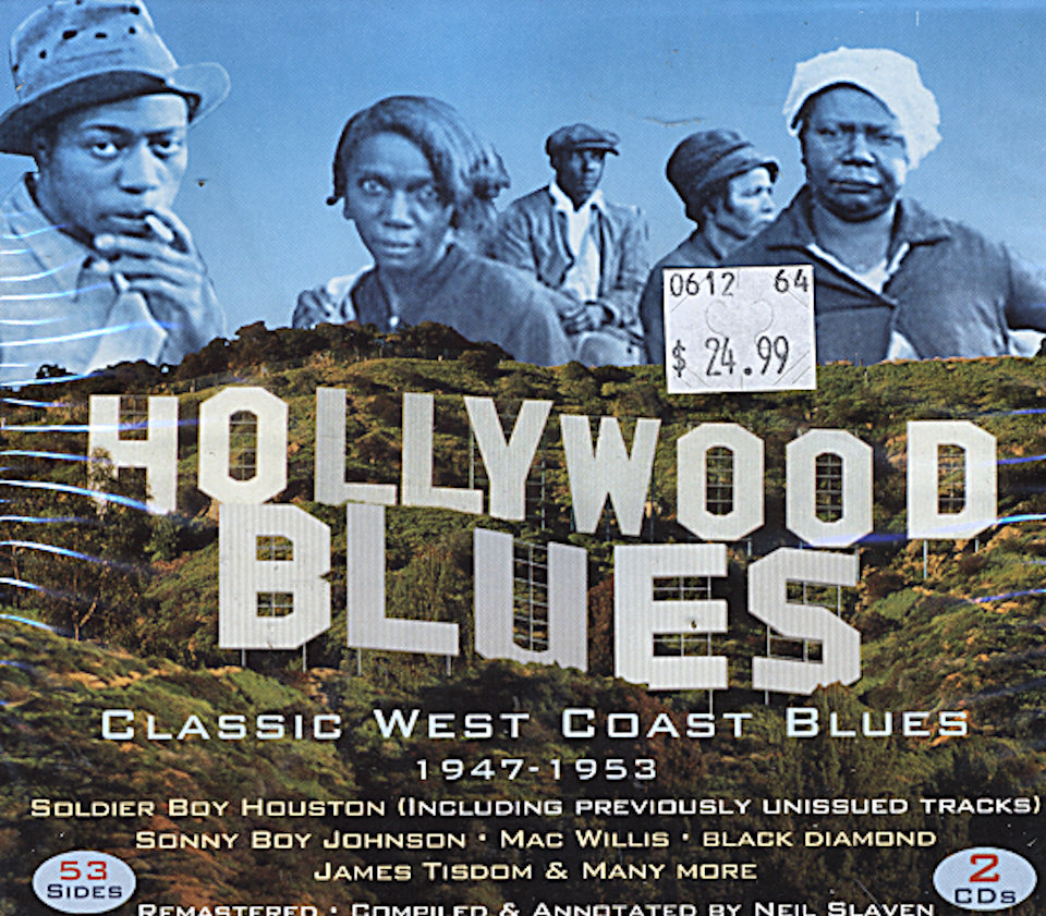 Hollywood Blues CD