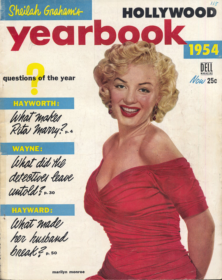 Hollywood Yearbook Vol. 1 No. 5