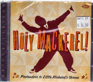 Holy Mackeral! CD