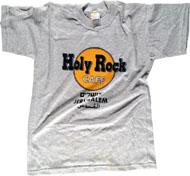 Holy Rock Cafe Men's Vintage T-Shirt