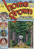 Home Grown Funnies Comic Book