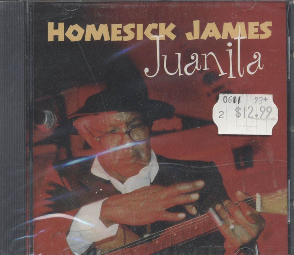 Homesick James CD
