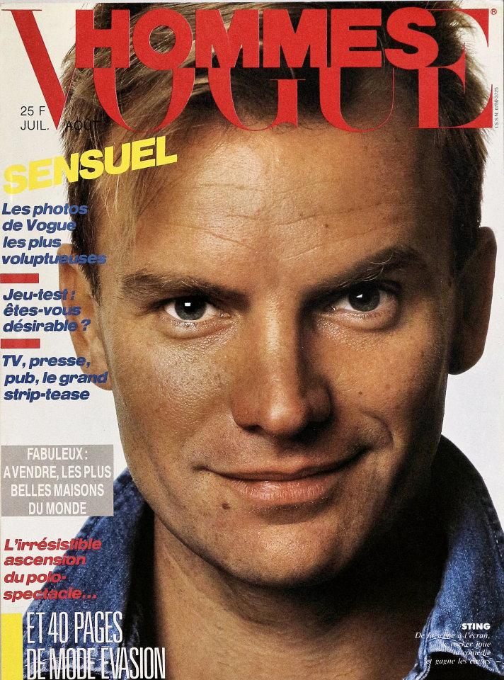 Hommes / Vogue No. 81